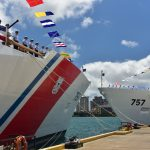 Coast Guard Commissions Two New National Security Cutters in Hawaii