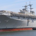 USS America Hosts 700 Students for STEM Day