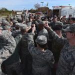 Tyndall AFB Continues Rebuild Effort One Year After Hurricane Michael