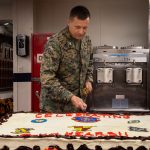 11th MEU: First, Last Unit to Celebrate 244th Marine Corps Birthday