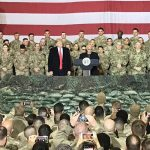 Trump Highlights Progress During Thanksgiving Visit to Troops in Afghanistan