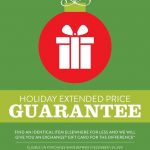 Exchange Shoppers Get the Best Deals with Holiday Price Guarantee