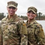 First Enlisted Female Guard Soldiers Graduate Ranger School