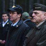 Esper, Milley Commemorate Battle of the Bulge 75th Anniversary