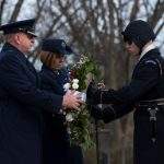 Air Force Leadership Pays Respect at Tomb of Unknown Soldier