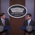 Esper, Japanese Counterpart Reaffirm Bilateral Defense Relationship