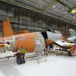 Army Corps Assists in Recovery of World War II Navy Aircraft