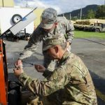 Puerto Rico National Guard Helps Respond to Earthquake