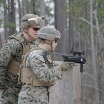 Marines Test Grenade Launcher During Fielding Event
