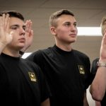 Army Recruits May Get Pay Before BCT, In-person Recruiting Halts