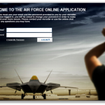 Recruiting Goes Digital with Air Force Commission and Enlistment Portal