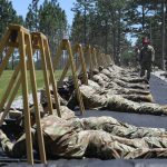 Army, Air Force Meet Numbers for Basic Trainees Despite COVID-19