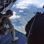 Guardsmen Go to New Heights for Jump Training