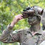 Soldiers Test New Night Vision Capabilities