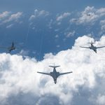 US Demonstrates Airpower in Indo-Pacific Region