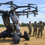 """Air Force Top Leaders Witness First Agility Prime """"Flying Car"""" Demo"""