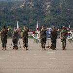 Battalion Landing Team Honors Marines, Sailor at Memorial Service