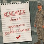 Air Force Seeks Dress and Appearance Ideas