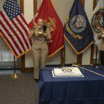 Sailors Host Virtual Navy 245th Birthday Ceremony