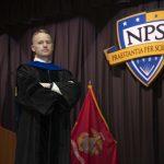 Marine Corps' Landmark PhD Program Celebrates First Technical Graduate
