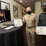 Tom Cruise and Jerry Bruckheimer Named 'Honorary Naval Aviators'