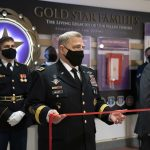 Milley Dedicates Gold Star Families' Exhibit In Pentagon