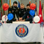 Georgia Department of Defense Celebrates 384th National Guard Birthday