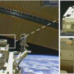 Army-Funded Smart Fabric Collects Space Dust on Space Station