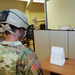 Guard Tests Night Vision Goggles to Support Future Warfight