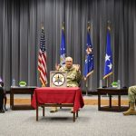 Air Force Town Hall Addresses Vaccines, Telework, Command Climate
