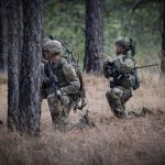 Newest Handheld Radios Tested By Airborne Forces
