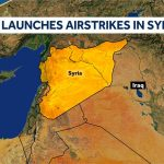 U.S. Conducts Airstrikes Against Iranian-Backed Militia in Syria