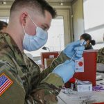 DoD Teams Administer 50K Vaccines a Day