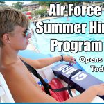 Air Force Offers 1,300-Plus Summer Jobs for Students