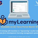 """Air Force ADSL Training Transitions to """"myLearning"""""""