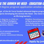 DAWN-ED Advanced Degree Program Now Accepting Applications