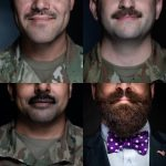 Hair Problems, Remembering Mustache March