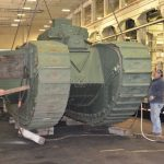 Historic Liberty Returns to RIA for Refurbishment, Display
