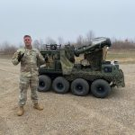 Army Robotic Combat Vehicle Tests Live Fire