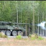 Army Announces Divestiture of the Stryker Mobile Gun System