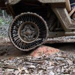 Airless Tires Undergo Punishing Tropical Testing