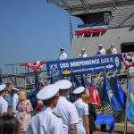USS Independence Decommissions After Distinguished Service