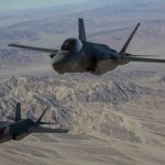 USMC F-35C Squadron Fully Prepared And Equipped To Deploy