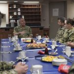 Navy Commander Discusses State of the Force