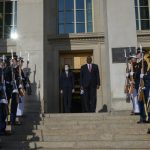French, U.S. Defense Leaders Cooperate Further