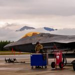 Maintainers: Keeping The F-22 In The Fight