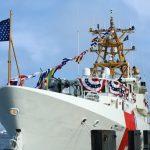 U.S. Coast Guard Commissions 44th Fast Response Cutter