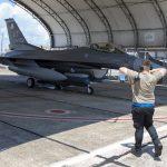 F-16 Receives In-Flight Software Update During Recent Flight Test