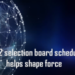 2022 Selection Board Schedule Helps Shape Forces