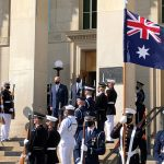 Australian, U.S. Defense Leaders Discuss Future of Alliance